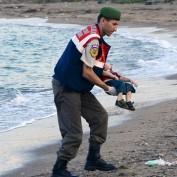 """A DEAD SYRIAN BOY, A STARVING POLAR BEAR, and """"I"""""""