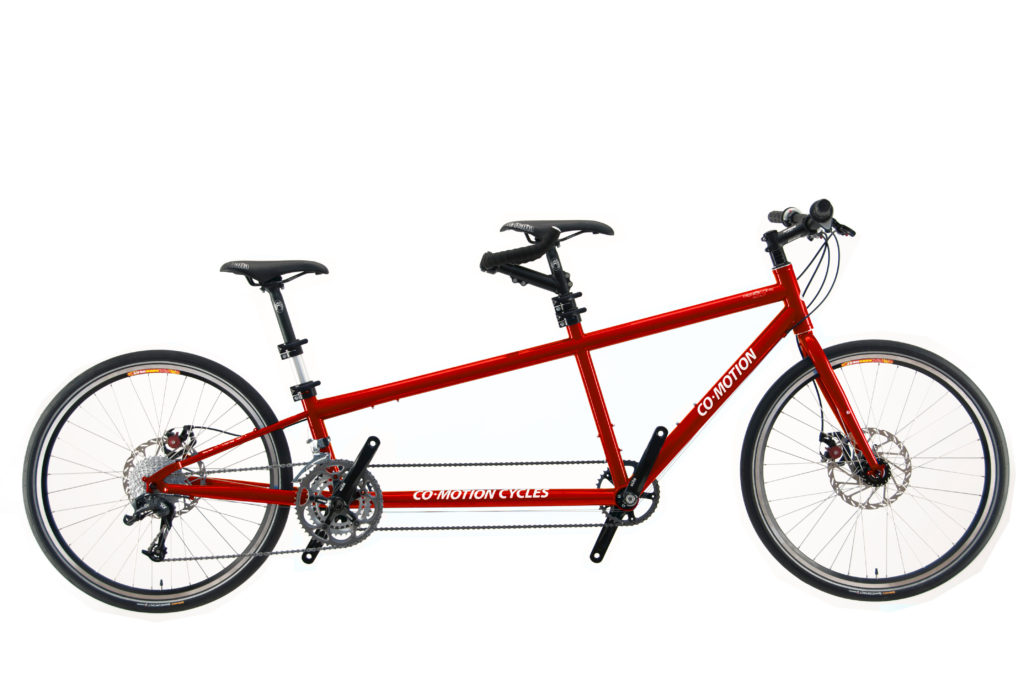 On a Bicycle Built for Two—A Tandem theology